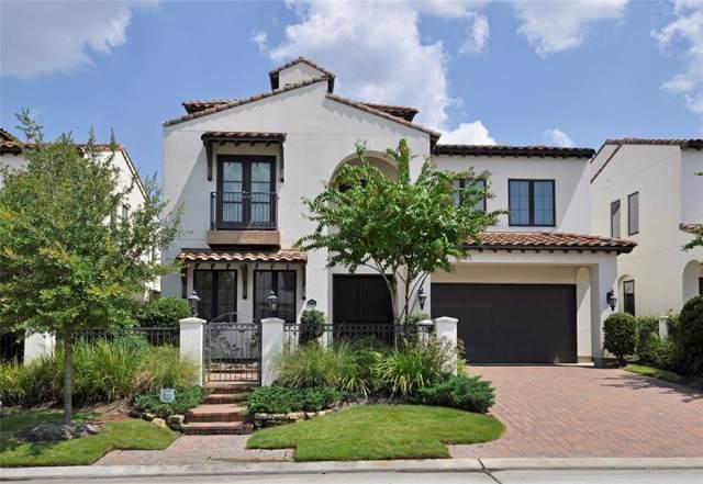6 Grand Vista Place, The Woodlands, TX 77380 (MLS #79980081) :: Ellison Real Estate Team