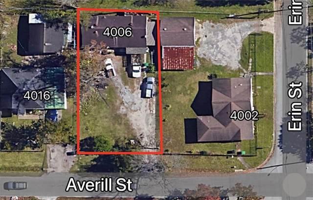 4006 Averill Street, Houston, TX 77009 (MLS #79986521) :: Caskey Realty