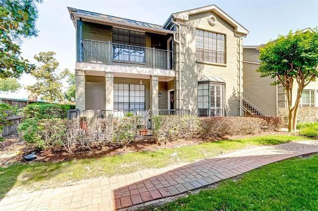 2700 Revere Street #112, Houston, TX 77098 (MLS #80005142) :: Connect Realty
