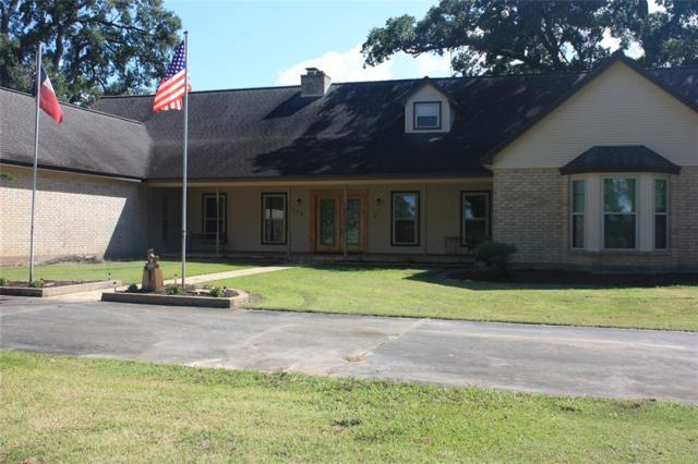 726 Bar X Trail, Angleton, TX 77515 (MLS #80006529) :: JL Realty Team at Coldwell Banker, United