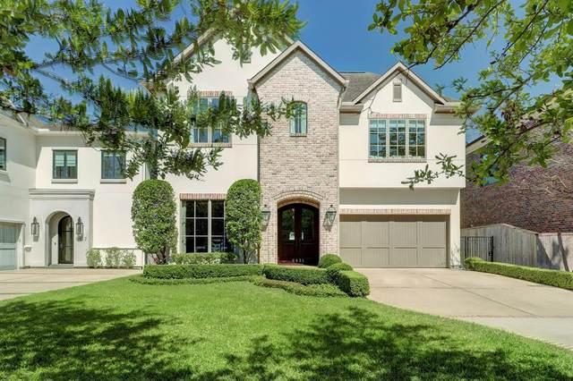 6421 Sewanee Avenue, West University Place, TX 77005 (#80009805) :: ORO Realty