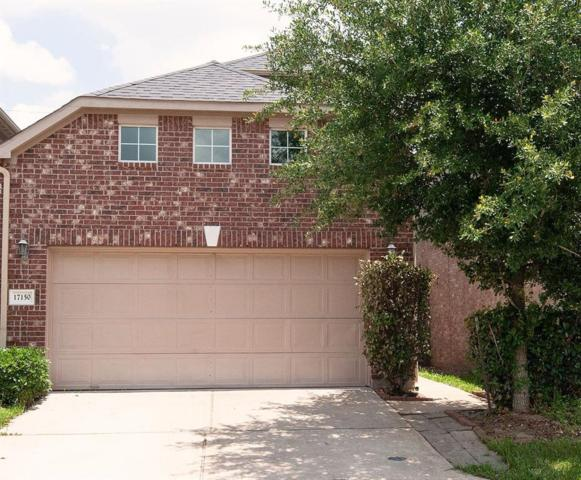 17150 Amarose Drive, Houston, TX 77090 (MLS #80034501) :: Texas Home Shop Realty
