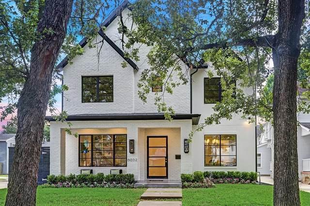 6032 Fordham Street, West University Place, TX 77005 (MLS #80035300) :: Caskey Realty