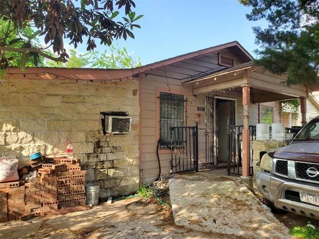 825 E 40th Street, Houston, TX 77022 (MLS #80036533) :: The Home Branch