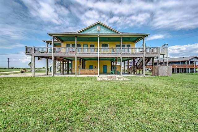 980 Hamilton Drive, Crystal Beach, TX 77650 (MLS #80037893) :: The Queen Team