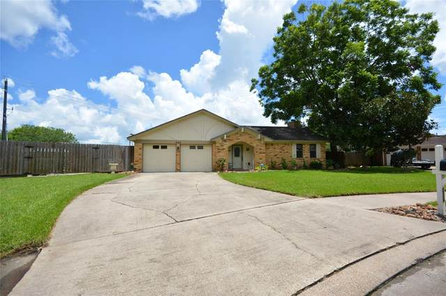 224 Petunia Street, Lake Jackson, TX 77566 (MLS #80038759) :: Keller Williams Realty
