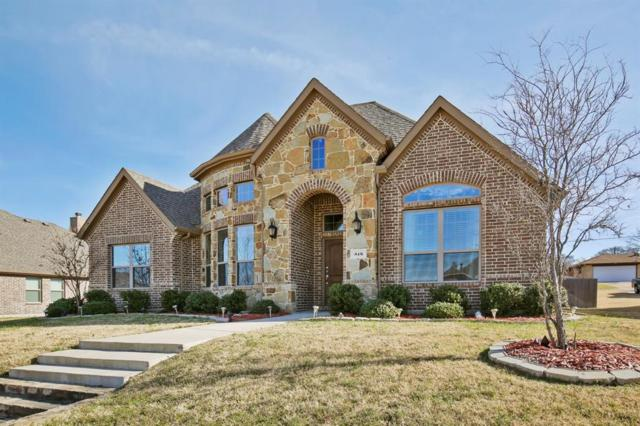 816 Saddlebrook Dr Drive, Desoto, TX 75115 (MLS #80047100) :: The SOLD by George Team