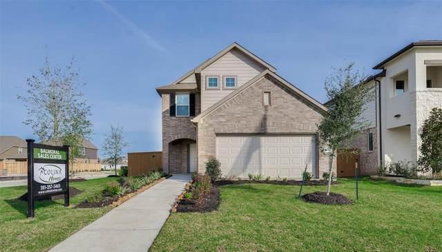 2136 Windy Grove Drive, Texas City, TX 77510 (MLS #80051242) :: The Sansone Group