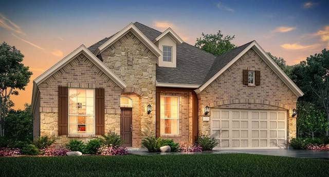 2215 Ginger Trail Lane, Rosenberg, TX 77469 (MLS #80054388) :: The SOLD by George Team