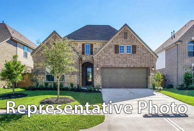 2731 Rogliano Lane, League City, TX 77573 (MLS #80058739) :: The SOLD by George Team