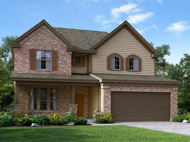 8702 Jasper Lake Drive, Cypress, TX 77433 (MLS #80066208) :: The Home Branch