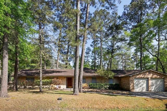 1307 Beech Drive, Conroe, TX 77385 (MLS #80069813) :: The Home Branch
