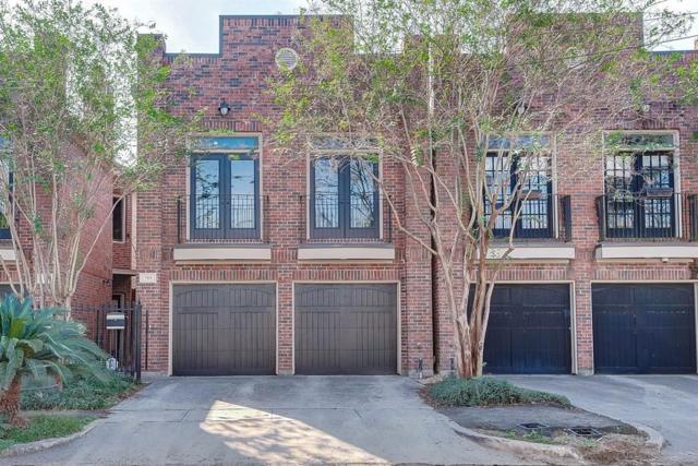 713 Colquitt Street, Houston, TX 77006 (MLS #80070335) :: Glenn Allen Properties