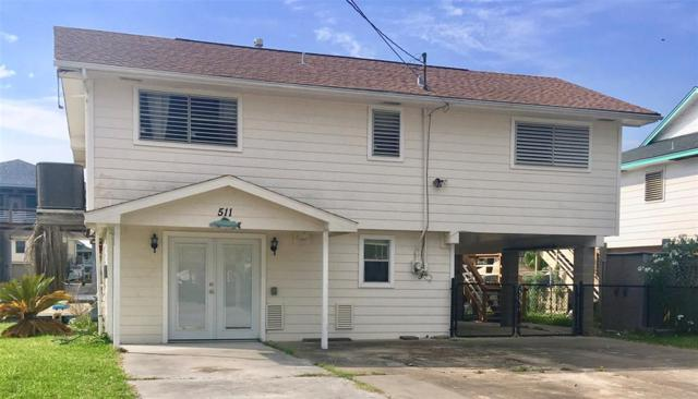 511 Pompano Street, Bayou Vista, TX 77563 (MLS #80072814) :: Fairwater Westmont Real Estate