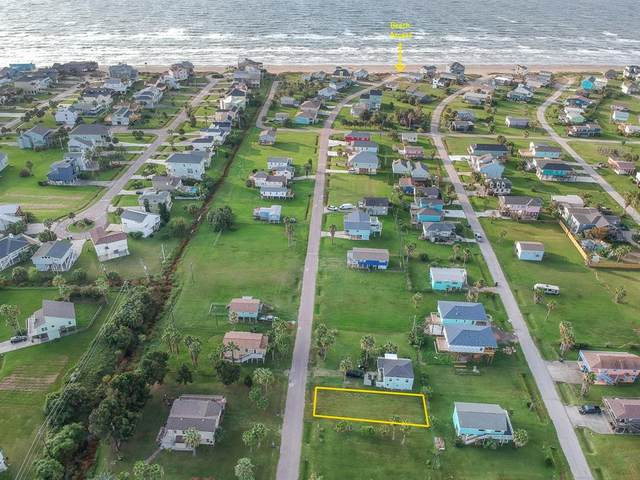 Lot 60-2 Surf Dr, Galveston, TX 77554 (MLS #80073242) :: Green Residential