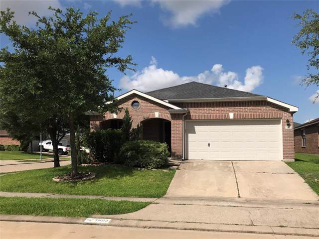 7603 Appleberry Drive, Cypress, TX 77433 (MLS #80084419) :: The Jennifer Wauhob Team