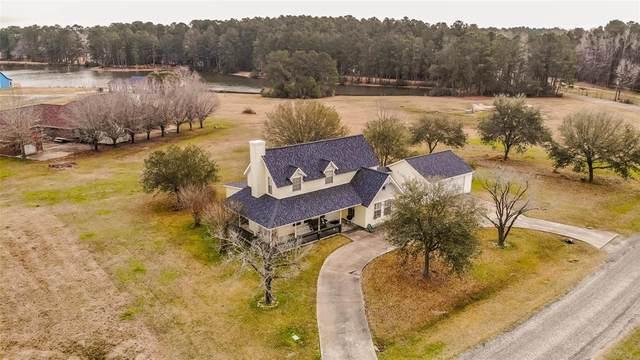 45 Meadow Lake Drive, Trinity, TX 75862 (MLS #80090544) :: Texas Home Shop Realty