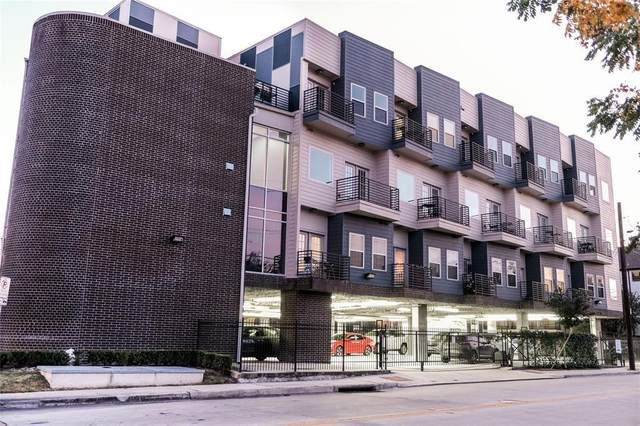 1011 Studemont Street #103, Houston, TX 77007 (MLS #80092766) :: Connect Realty