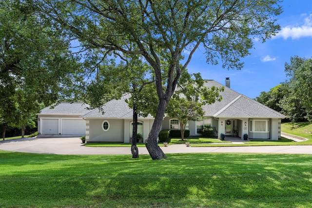 152 Golfview Drive, Hilltop Lakes, TX 77871 (MLS #80119578) :: Ellison Real Estate Team