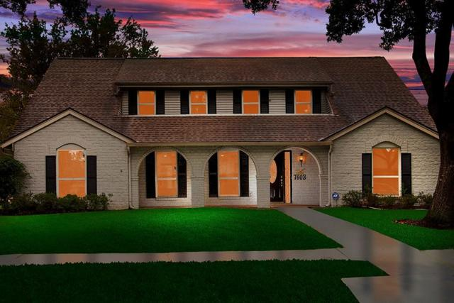 7603 Meadowvale Drive, Houston, TX 77063 (MLS #80125553) :: The Sansone Group