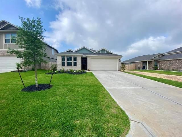 437 Camas Creek Lane, Magnolia, TX 77354 (MLS #80176695) :: Guevara Backman