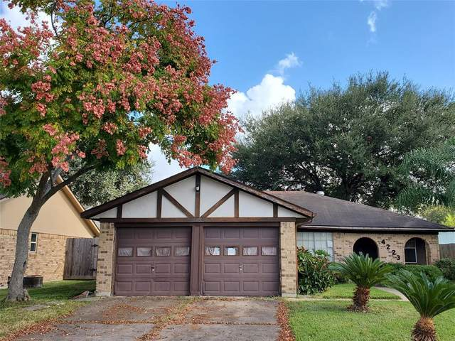 4223 Blind River Drive, Pasadena, TX 77504 (MLS #80183948) :: Lerner Realty Solutions