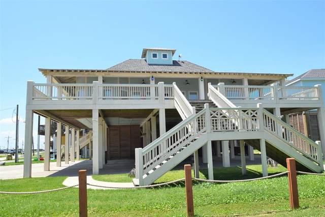 936 S Cove Cove, Crystal Beach, TX 77650 (MLS #80184228) :: Texas Home Shop Realty