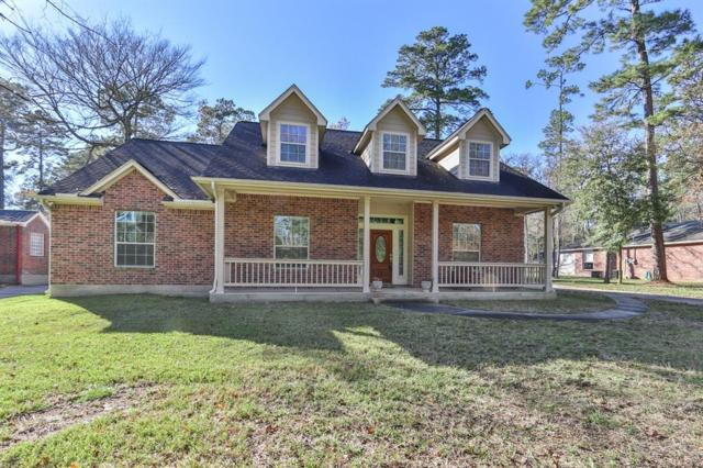 1414 Lamesa Drive, Conroe, TX 77384 (MLS #80190286) :: The SOLD by George Team