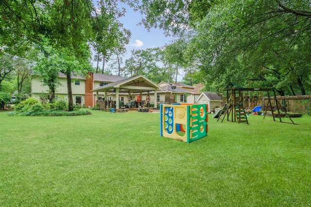 7714 Theisswood Road, Spring, TX 77379 (#8019218) :: ORO Realty