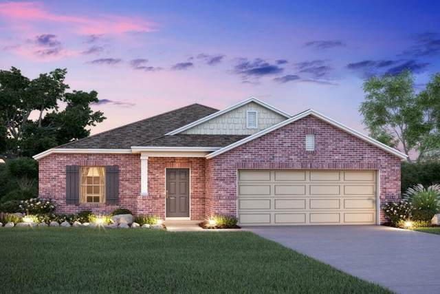 2022 Brisa Lane, Baytown, TX 77523 (MLS #80198333) :: All Cities USA Realty
