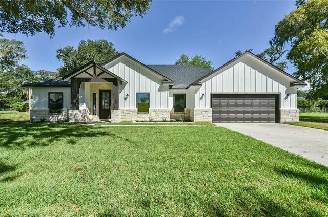 421 S Amherst Drive, West Columbia, TX 77486 (MLS #80230540) :: The Freund Group
