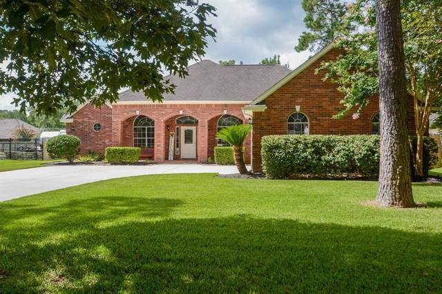 7123 Revelwood Drive, Magnolia, TX 77354 (MLS #80230777) :: My BCS Home Real Estate Group