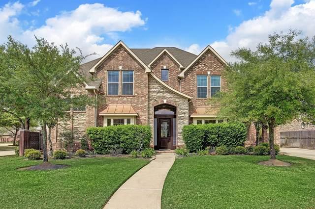 17218 Country Brook Lane, Houston, TX 77095 (MLS #80233505) :: The Jill Smith Team