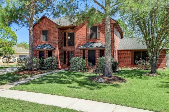 2605 Briar View Drive, Pearland, TX 77581 (MLS #80233970) :: Ellison Real Estate Team