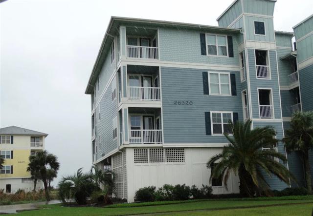 26320 Cat Trail Drive #301, Galveston, TX 77554 (MLS #80236330) :: Texas Home Shop Realty