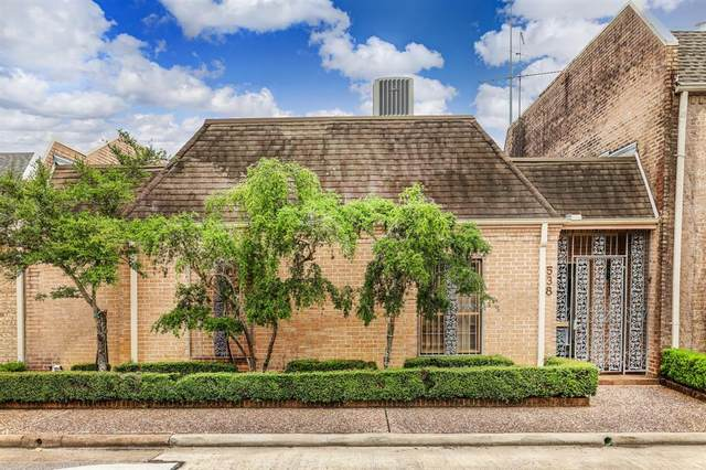 538 Bolton Place, Houston, TX 77024 (MLS #80247602) :: Lerner Realty Solutions