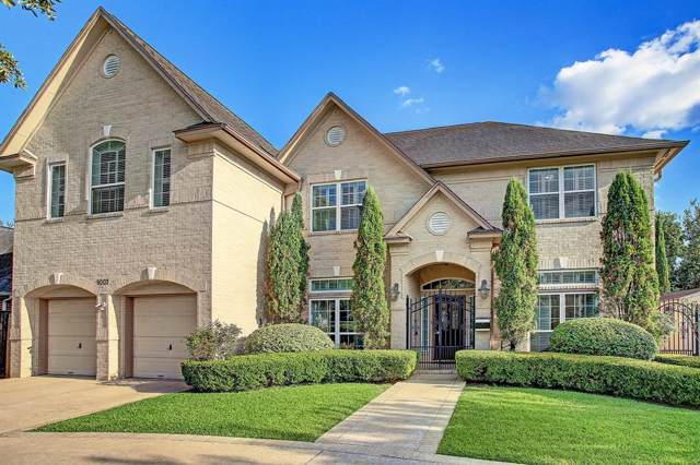5003 Beech Street, Bellaire, TX 77401 (MLS #80253688) :: The Heyl Group at Keller Williams