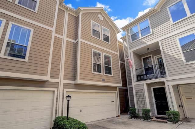 1608 Francis Street C, Houston, TX 77004 (MLS #80278166) :: Giorgi Real Estate Group