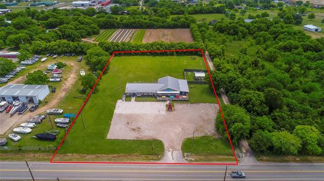 11360 Cude Cemetery Road, Willis, TX 77318 (MLS #80284924) :: The SOLD by George Team