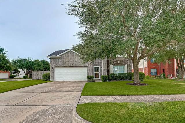 3507 Patriot Court, Missouri City, TX 77459 (MLS #80287933) :: Texas Home Shop Realty