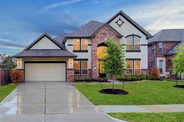 13703 Sandford Meadow Lane, Cypress, TX 77429 (MLS #80289146) :: Christy Buck Team