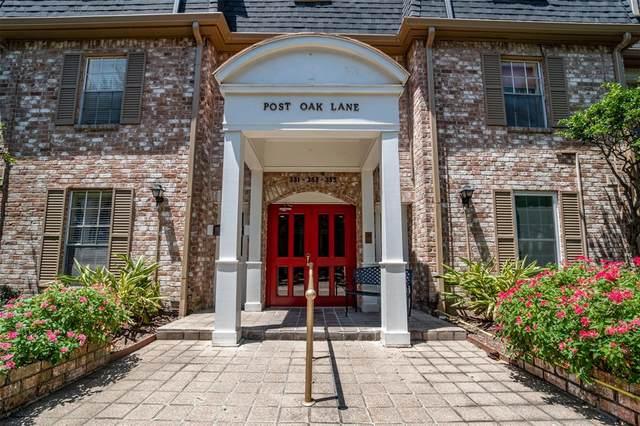 355 N Post Oak Lane #838, Houston, TX 77024 (MLS #80295007) :: Caskey Realty