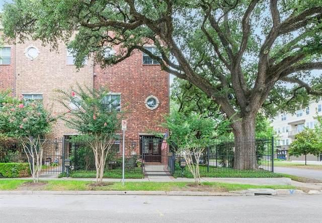 1221 Rosedale Street, Houston, TX 77004 (MLS #80309347) :: My BCS Home Real Estate Group