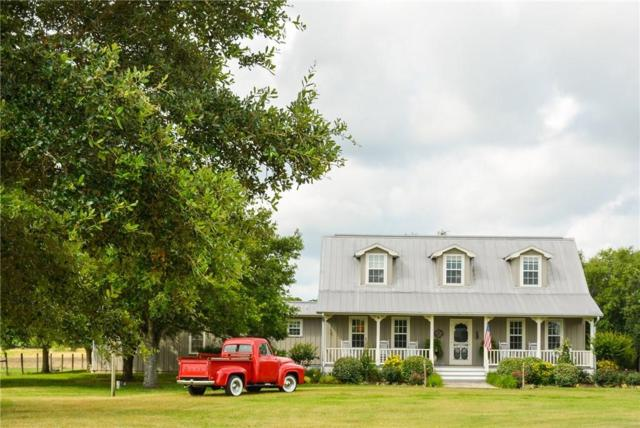 403 Gerland Wagner Road, Carmine, TX 78932 (MLS #80311357) :: The SOLD by George Team