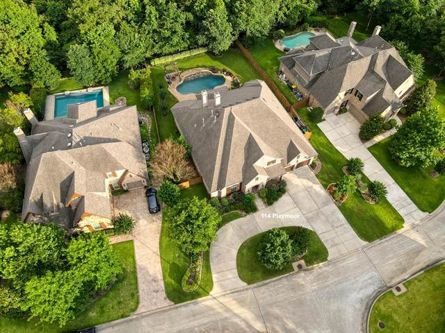 114 Playmoor Place, Montgomery, TX 77316 (MLS #80312914) :: The Lugo Group