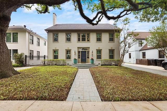 1718 Banks Street, Houston, TX 77098 (MLS #80313266) :: The Parodi Team at Realty Associates