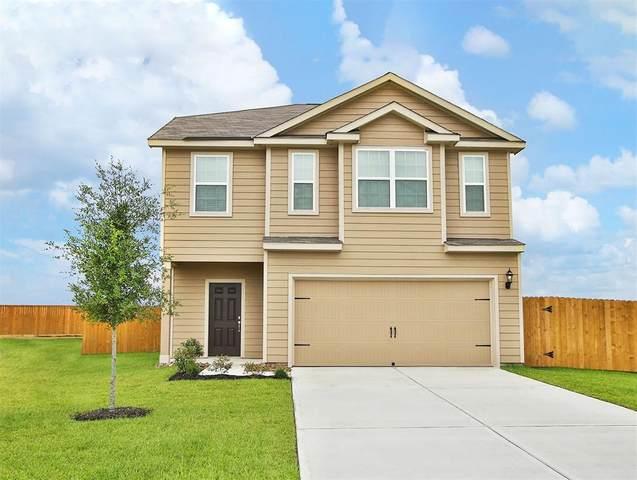 5522 Sapphire Lagoon Road, Cove, TX 77523 (MLS #80315436) :: The Sansone Group