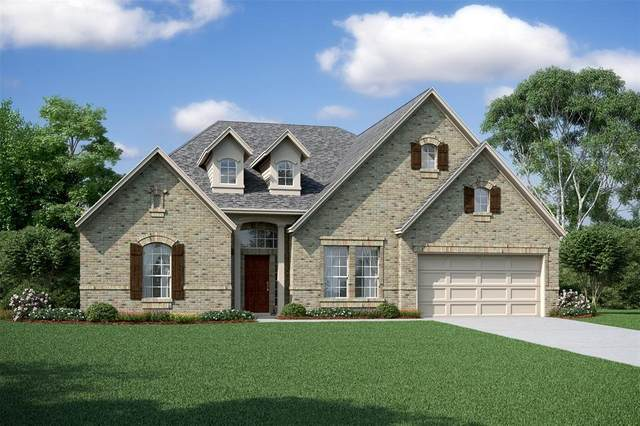 8032 Serenity Drive, Pearland, TX 77584 (MLS #80317778) :: Ellison Real Estate Team