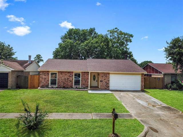14318 Pinewest Drive, Houston, TX 77049 (MLS #80322267) :: The Queen Team