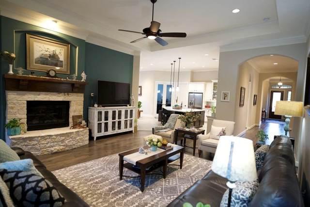 3525 Falcon Way, Conroe, TX 77304 (MLS #80322780) :: Ellison Real Estate Team